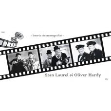 mec17a - Istoria cinematografiei - Stan Laurel si Oliver Hardy - colita n