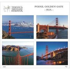 mec55 - Podul Golden Gate - bloc n