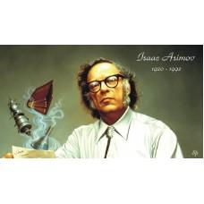 mec126 - Comemorare Isaac Asimov - colita n