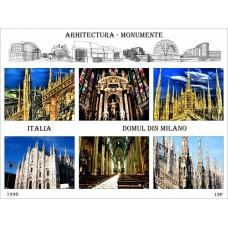 mec352 - Domul din Milano - Italia - bloc n