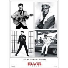 mec394 - Elvis Presley - 20 ani de la moarte - bloc n