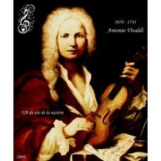 mec462 - Antonio Vivaldi - 320 de ani de la nastere - colita n