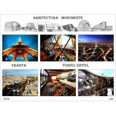 mec730 - Turnul Eiffel - Franta - bloc n