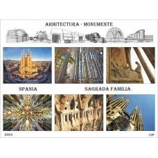 mec840 - Sagrada Familia - Spania - bloc n