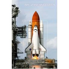mec981 - Naveta Spatiala Atlantis - colita n