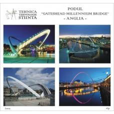 mec1012 - Podul Gateshead Millenium Bridge - bloc n