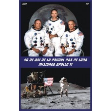 mec1182 - 40 de ani de la primul pas pe Luna - colita n