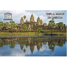 mec1279 - Templul Angkor din Cabodgia - colita n