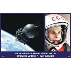 mec1291 - 50 de ani de la primul zbor spatial cu echipaj uman - colita n