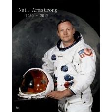 mec1328 - Comemorare Neil Armstrong - colita n