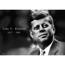 1373 - John F. Kennedy - 50 de ani de la moarte - colita n