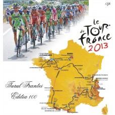 mec1357 - Turul Frantei la Editia 100 - colita n