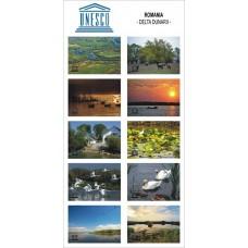 mec1358 - UNESCO - Delta Dunarii - bloc n