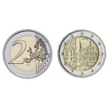 Germania 2013 - 2 Euro comemorativa - Baden-Wurttenberg - Cal 1