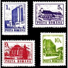 1257 - Hoteluri si cabane (Uzuale I) - serie