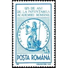 1259 - 125 de ani de la infiintarea Academiei Romane - serie