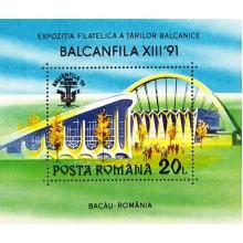1261 - Balcanfila XIII - colita