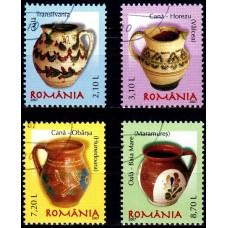 1788 - Ceramica romaneasca - Oale si Cani II - serie s