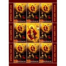 1935a - Sfintele Pasti 2012 - bloc s