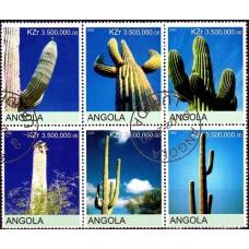 Angola 2000 - Cactusi - serie sb